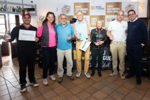 I San Miguel Cup in Chaparral Golf Club, Mijas, Málaga, Costa del Sol