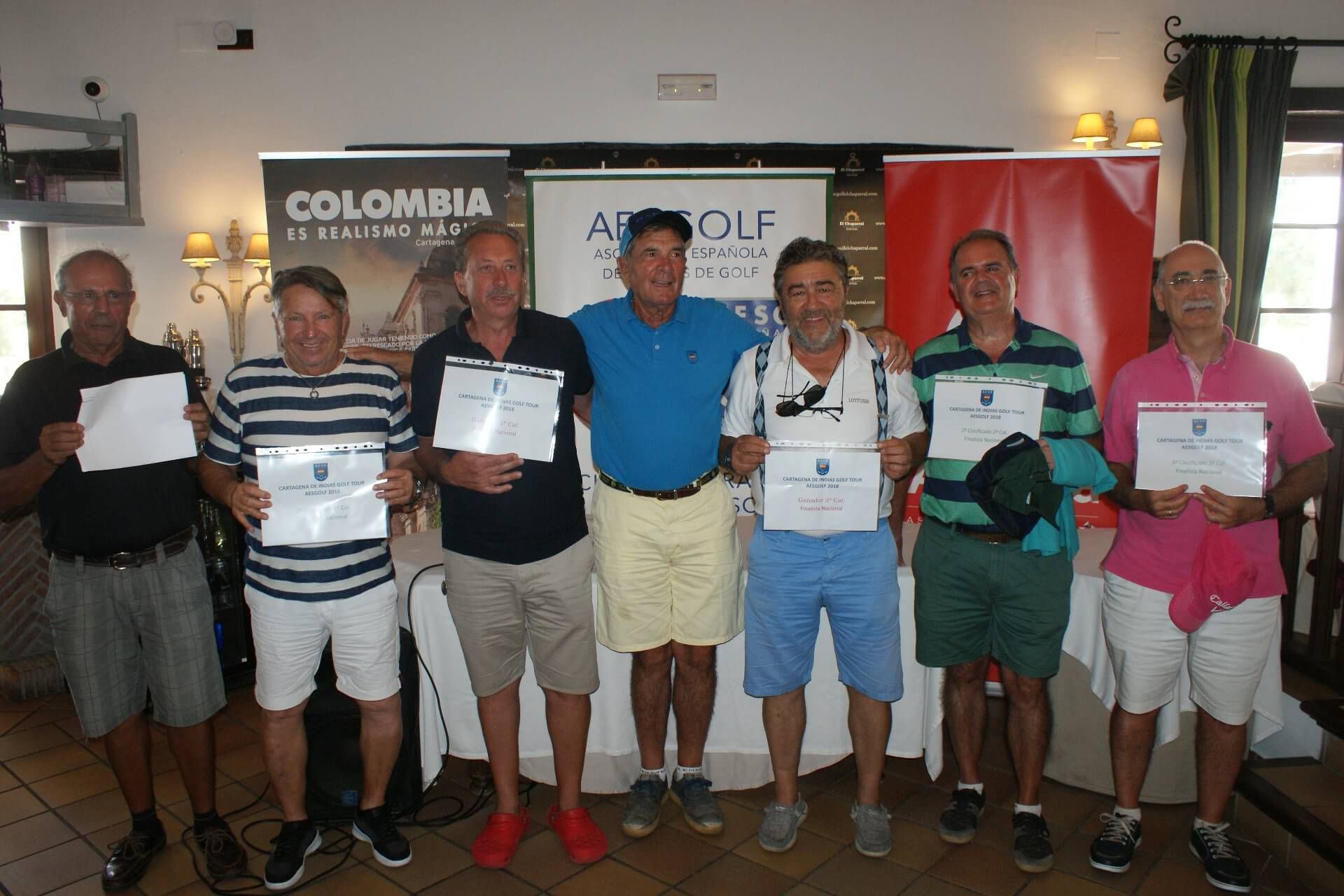Torneo AESGOLF Chaparral Golf Club, Mijas, Costa del Sol (13)