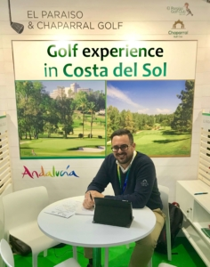 chaparral golf club, Costa del Sol IGTM Slovenia 2018