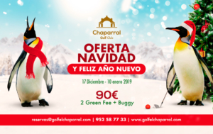 Christmas-offer-chaparral-golf-club-mijas-costa-del-sol-español
