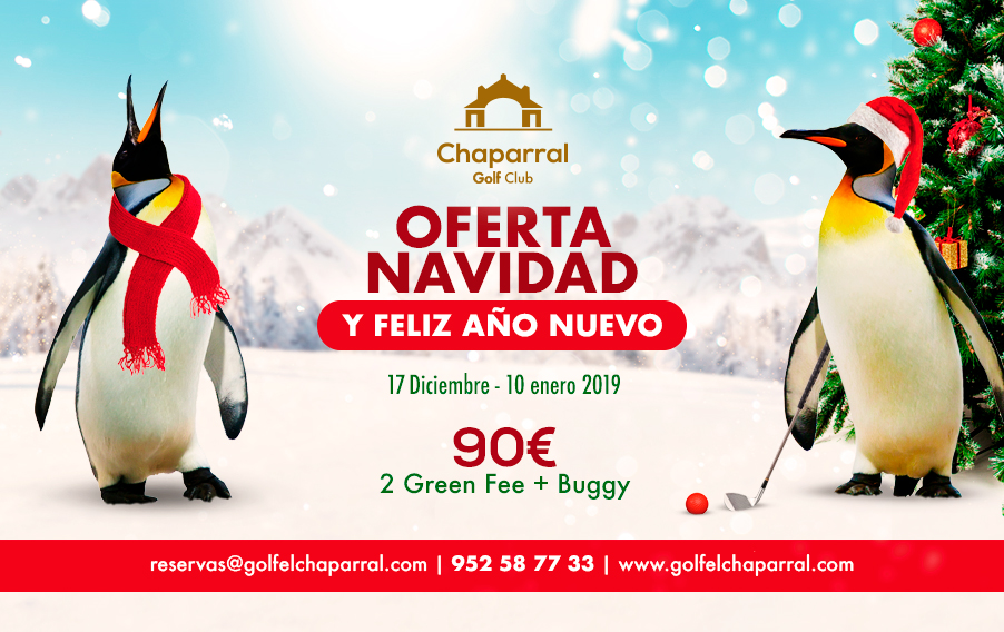 Ofertas Green fees Mijas