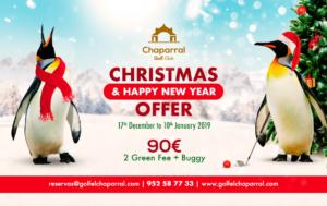 Christmas-offer-chaparral-golf-club-mijas-costa-del-sol-ingles