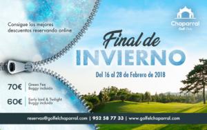 Ofertas golf Costa del sol