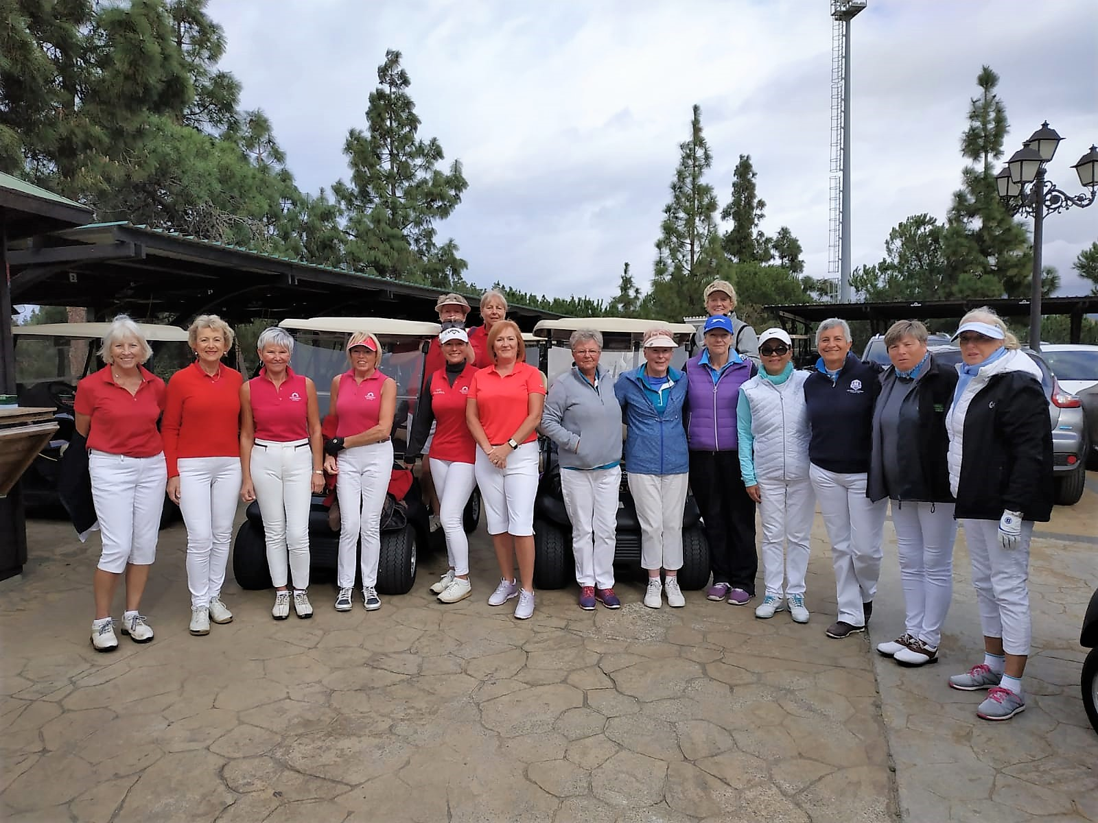chaparral golf club ladies