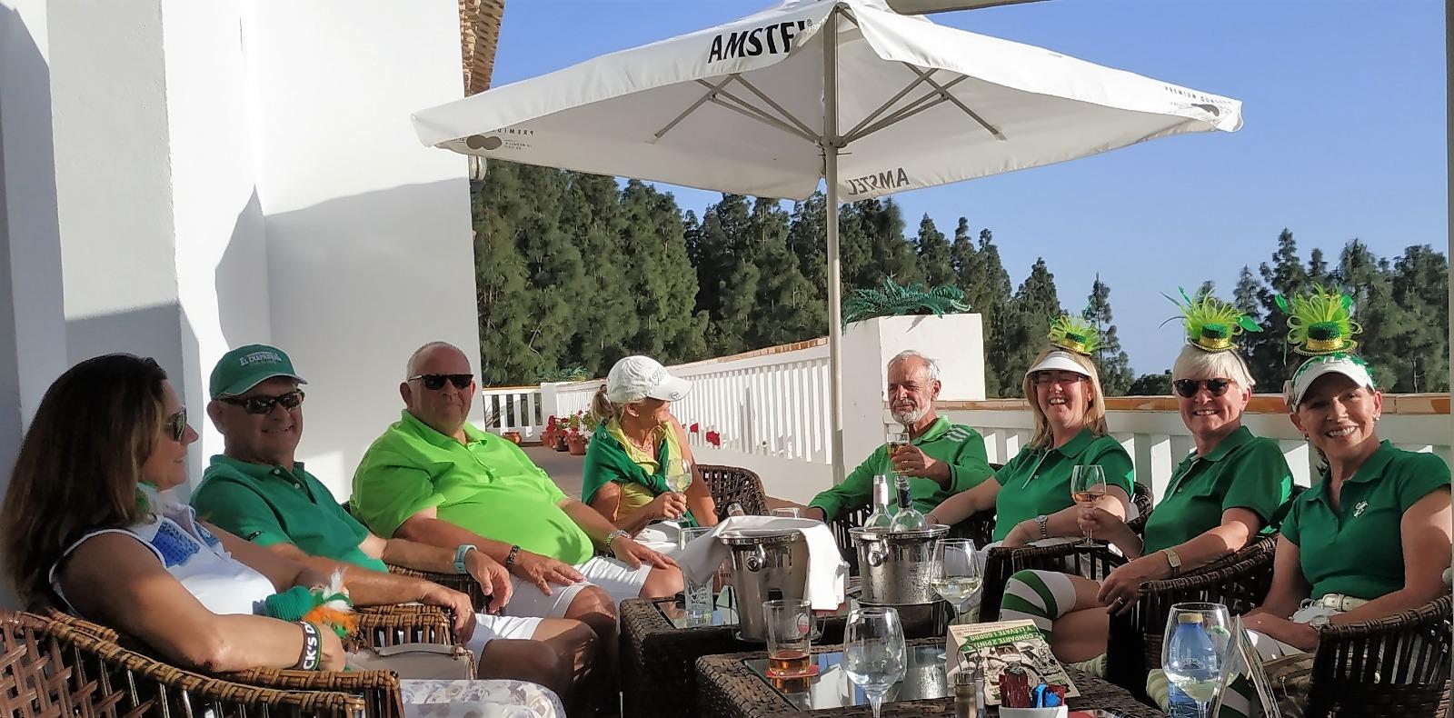 St. Patrick's Day 2019 Chaparral Golf Club, Mijas, Costa del Sol (5)