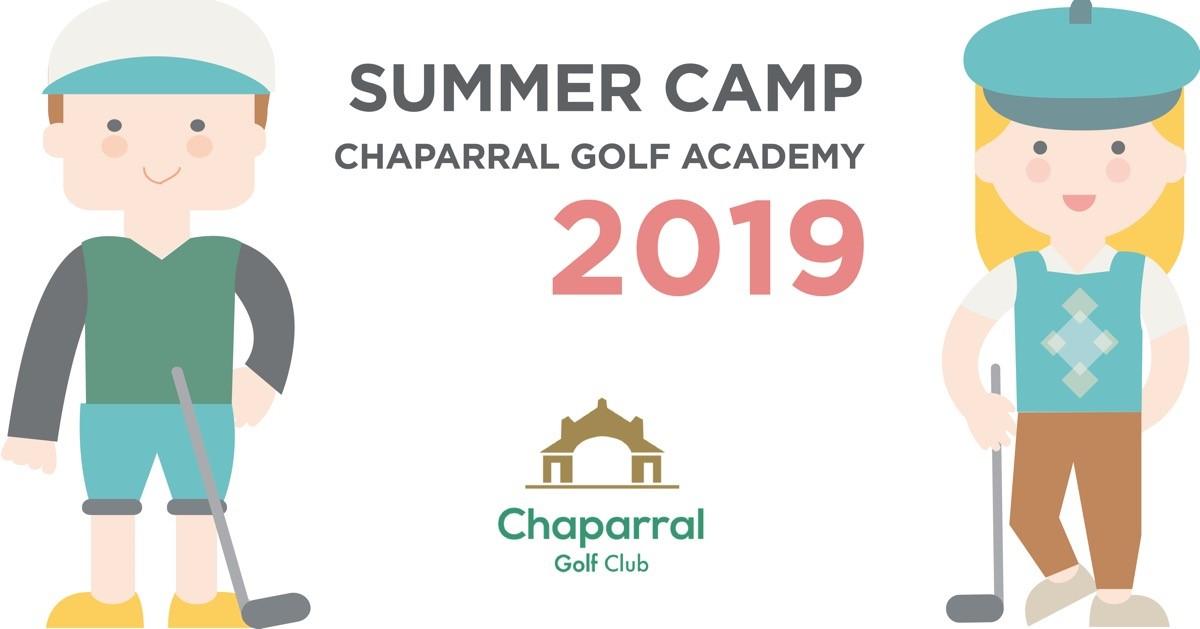 summer camp 2019 chaparral golf club, mijas, costa del sol