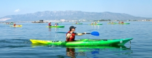 kayak, Chaparral Golf Club, Mijas, Costa del sol