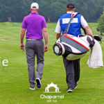 The important role of the Golf Caddie
