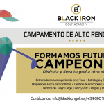Black Iron Golf Summer Camps en Chaparral Golf Club