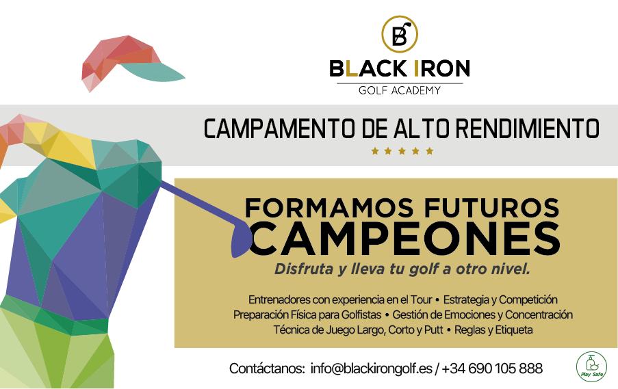 Black Iron Golf Summer Camps en Chaparral Golf Club