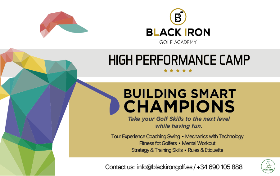 Black Iron Golf Summer Camps at Chaparral Golf Club