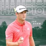 Jon Rahm – number 1 in the world!