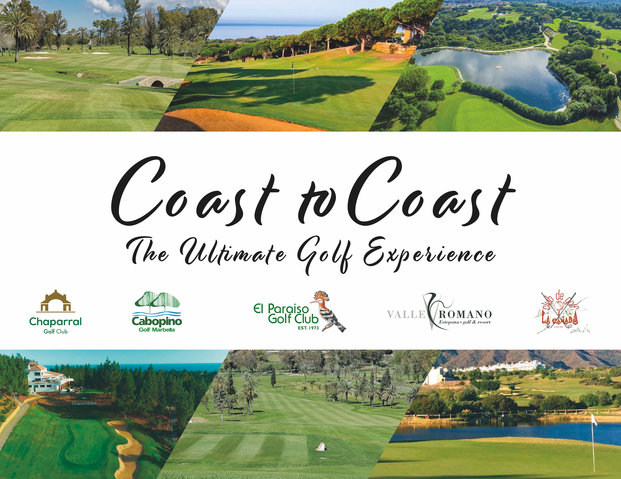 LOGO COAST TO COAST GOLF EXPERIENCE CHAPARRAL