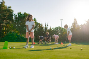 JUNIOR GOLF ACADEMY CHAPARRAL
