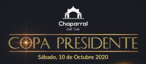 RESULTADOS COPA PRESIDENTE 2020