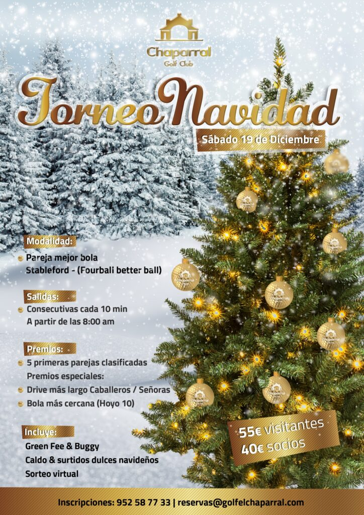 CHRISTMAS TOURNAMENT