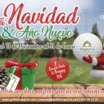 ¡Navidad en Chaparral Golf Club!