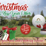 Christmas in Chaparral Golf Club!