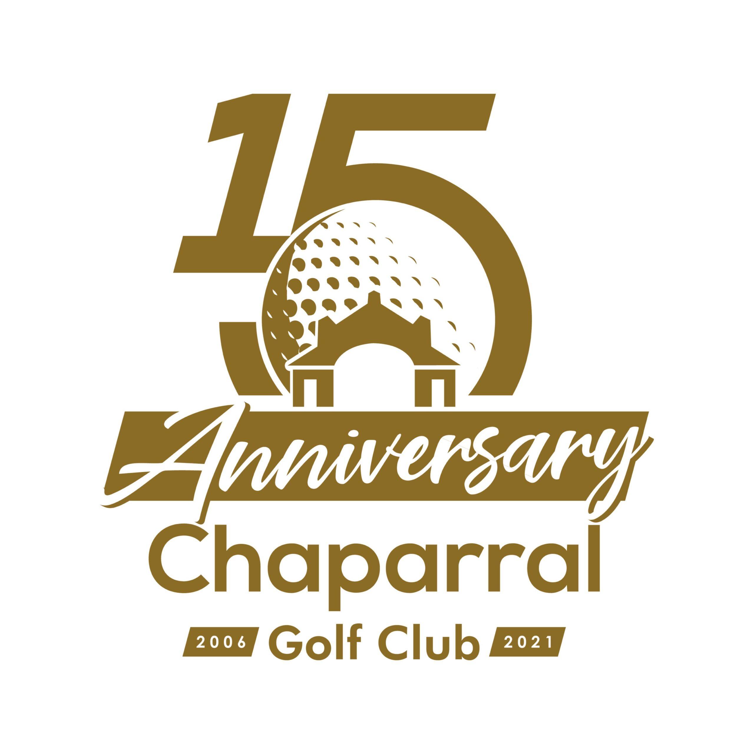 XV Anniversary Chaparral Golf Club Memories