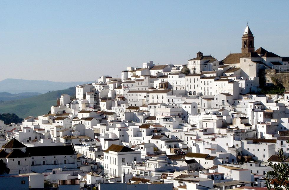 pueblos blancos andalucia