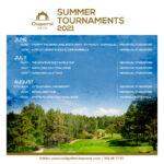 Summer Tournaments Calendar 2021– Costa del Sol