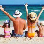 Summer in the Costa del sol