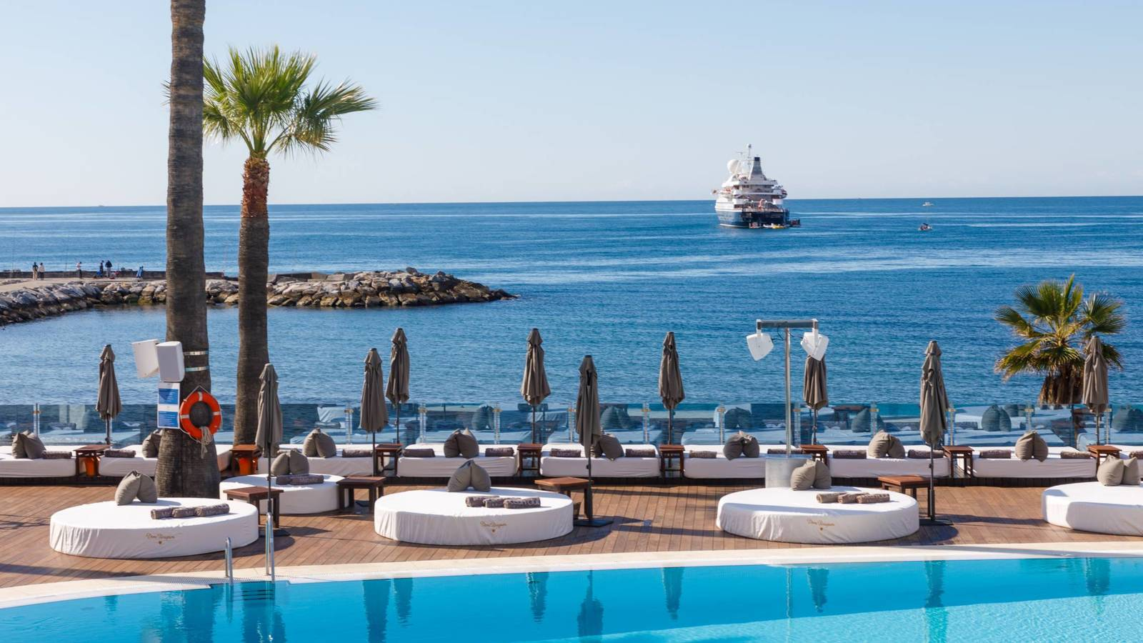 The best beach clubs in the Costa del Sol