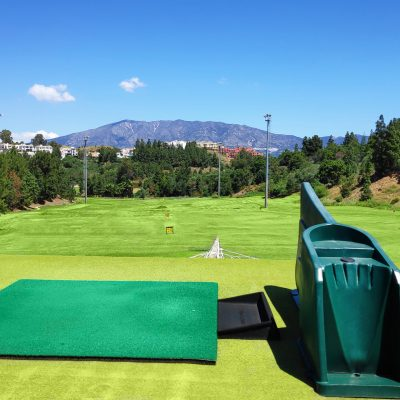Campo prácticas Chaparral Golf Club