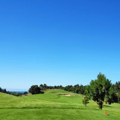 Chaparral Golf Club Mijas Costa del Sol foto del nuevo tee en el hoyo 14