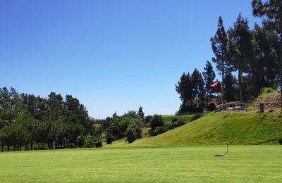 Chaparral Golf Club Mijas Costa del Sol foto exterior hoyo 16